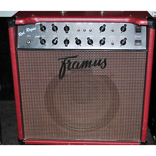 Framus Red Rogue 50W Tube Guitar Combo Amp