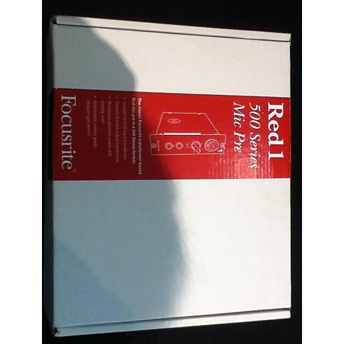 Focusrite Red1 500 Series Microphone Preamp