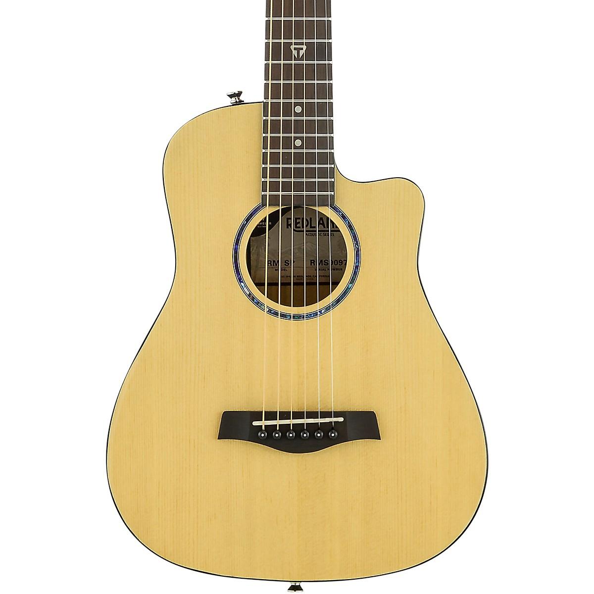 Traveler Guitar Redlands Mini Acoustic Guitar