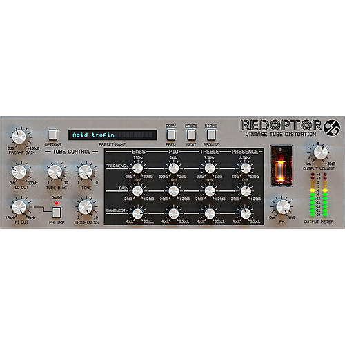D16 Group Redoptor Vintage Tube Distortion (VST/AU) Software Download