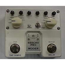 Mooer Reecho Pro Effect Pedal