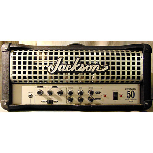 Jackson Ampworks Reference 50 Tube Guitar Amp Head