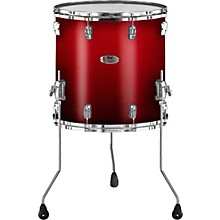 Reference Floor Tom Drum Scarlet Fade 16 x 16 in.