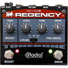 Radial Engineering Regency Pre-Drive and Booster Guitar Effects Pedal