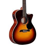 Regent Series Grand Auditorium Acoustic-Electric Guitar Gloss Sunburst