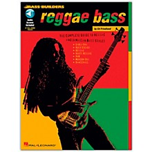Hal Leonard Reggae Bass (Book/Online Audio)