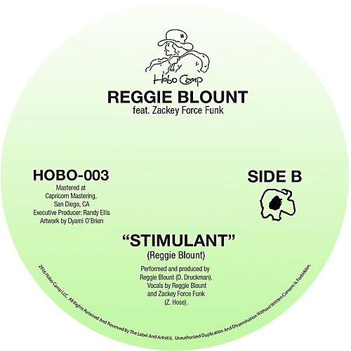 Alliance Reggie Blount - Space Bitch / Stimulant