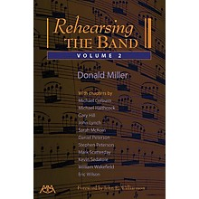 Meredith Music Rehearsing the Band, Volume 2 Concert Band