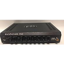 EBS Reinmar 750 Bass Amp Head