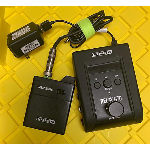 Line 6 Relay G70 Instrument Wireless System
