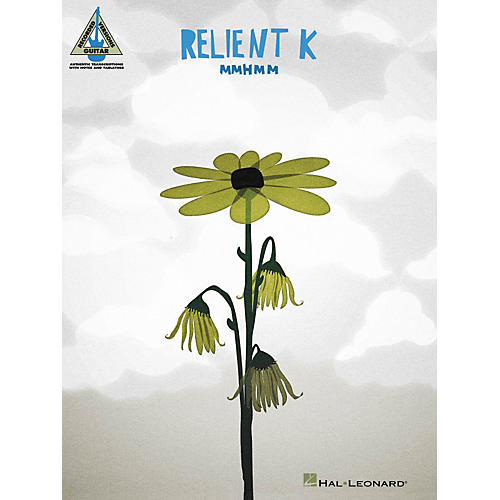 Hal Leonard Relient K MMHMM Guitar Tab Songbook