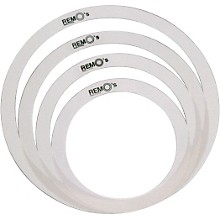"""Remo RemOs Tone Control Rings Pack - 10"""", 12"""", 14"""", 16"""""""