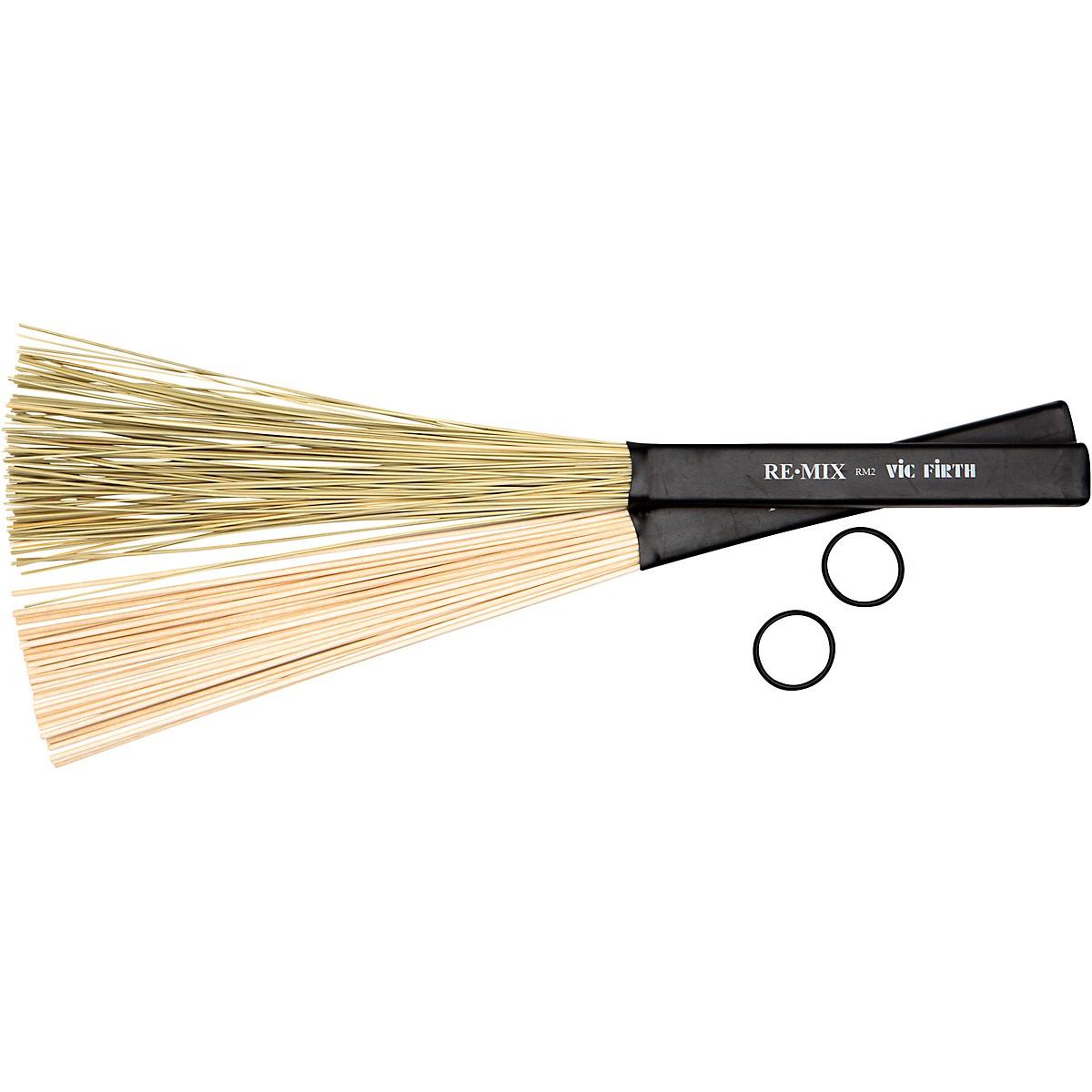 Vic Firth Remix Brush Pack
