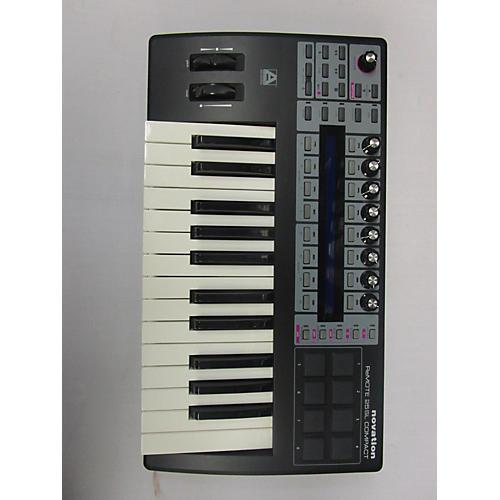 Novation Remote 25SL Compact MIDI Controller
