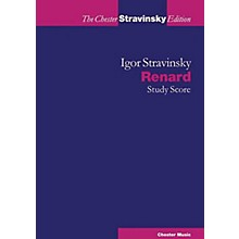 Chester Music Renard (The Chester Stravinsky Edition) Music Sales America Series Softcover Composed by Igor Stravinsky