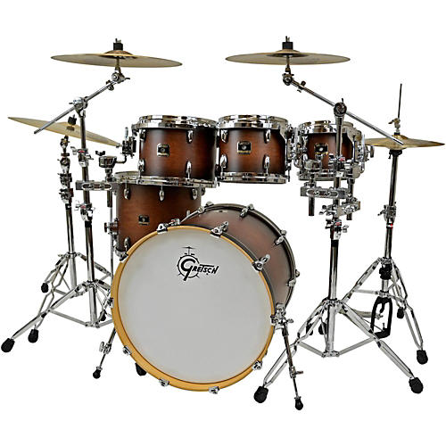 Gretsch Drums Renown Maple 4-Piece Shell pack w/ Free Tom