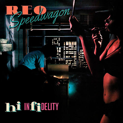 The Orchard Reo Speedwagon - Hi Infidelity LP
