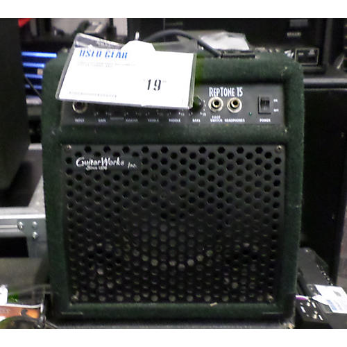 In Store Used RepTone15 Guitar Combo Amp