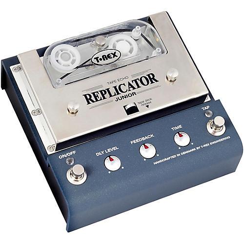 T-Rex Engineering Replicator Junior Analog Tape Echo Delay Effects Pedal