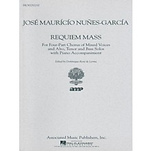 Associated Requiem Mass (SATB) SATB composed by José Nunes-Garcia