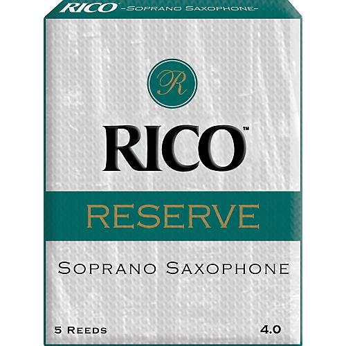 Rico Reserve Soprano Saxophone Reeds