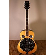 Morgan Monroe Resonator Round Neck Resonator Guitar