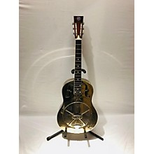 National Resophonic Style O Resonator Guitar