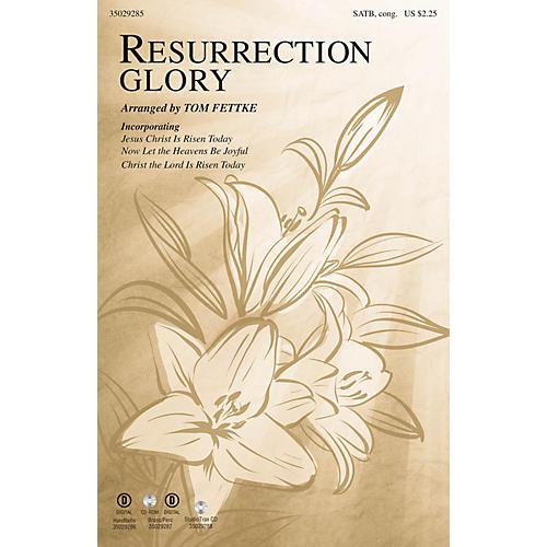 Shawnee Press Resurrection Glory (Brass Parts) BRASS & TIMPANI Arranged by Tom Fettke