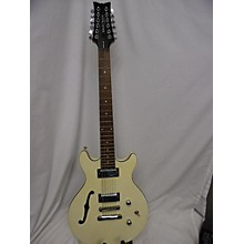 Daisy Rock Retro-H 12ST Hollow Body Electric Guitar