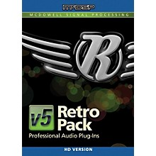 McDSP Retro Pack HD v6 (Software Download)