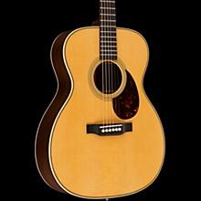 Martin Retro Series OM-28E Orchestra Model Acoustic-Electric Guitar Natural