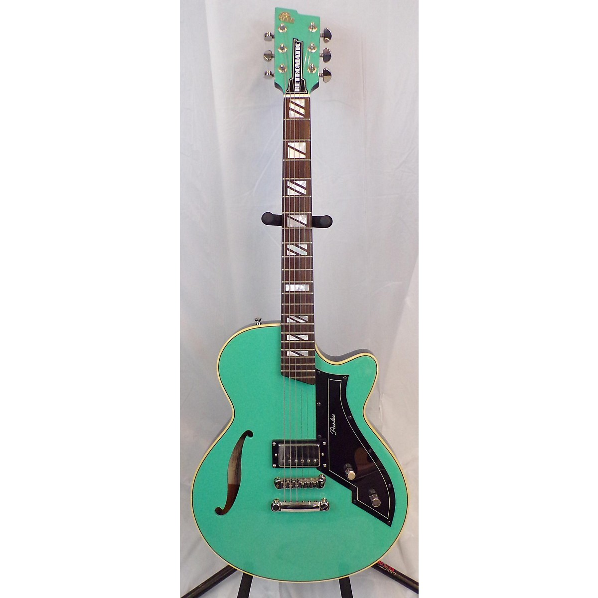 PEERLESS Retromatic P1 Hollow Body Electric Guitar