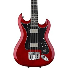 Retroscape H8 Reissue 8-String Electric Bass Guitar Transparent Cherry
