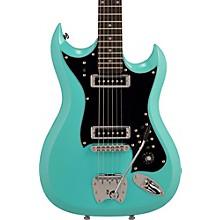 Retroscape Series H-II Electric Guitar Level 2 Aged Sky Blue 190839726100