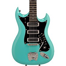 Retroscape Series H-III Electric Guitar Aged Sky Blue