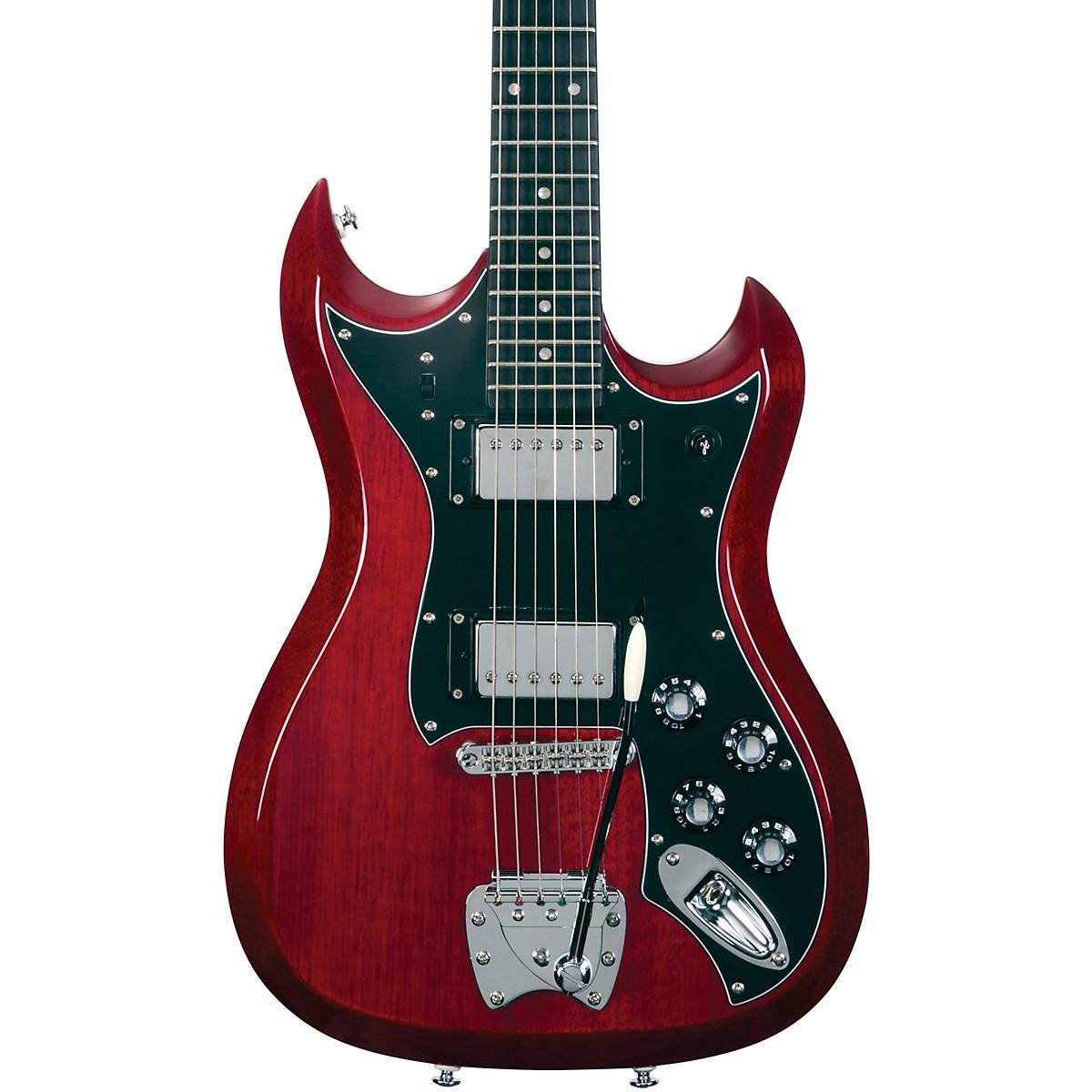 Hagstrom Retroscape Series H-IIN Electric Guitar