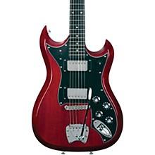 Retroscape Series H-IIN Electric Guitar Transparent Wild Cherry