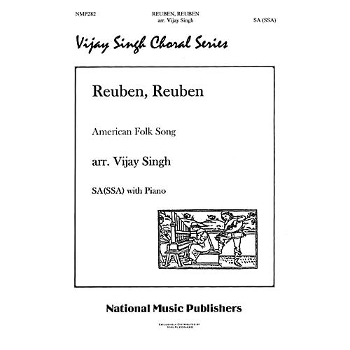 Hal Leonard Reuben Reuben composed by Vijay Singh