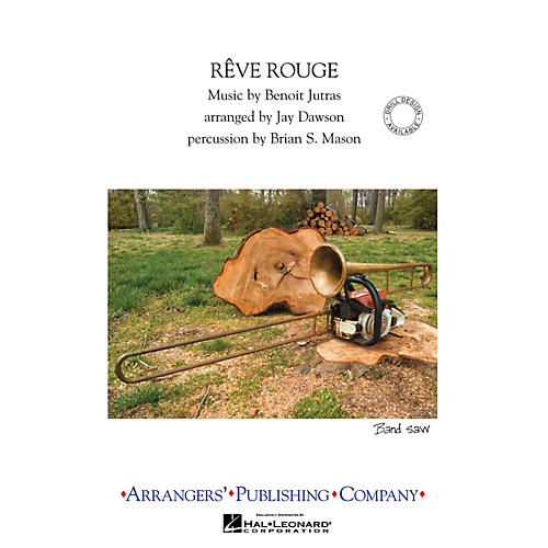 Arrangers Reve Rouge Marching Band Level 3 Arranged by Jay Dawson