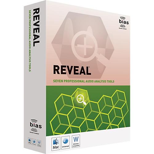 Bias Reveal Plug-In Software