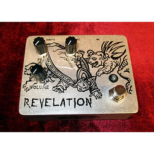 Black Arts Toneworks Revelation Effect Pedal