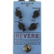 Cusack Music Reverb Effects Pedal