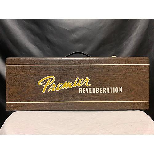 Premier Reverb Unit Effect Pedal