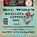 Dunlop Reverend Willy's Electric Guitar String Set - Extra Light thumbnail