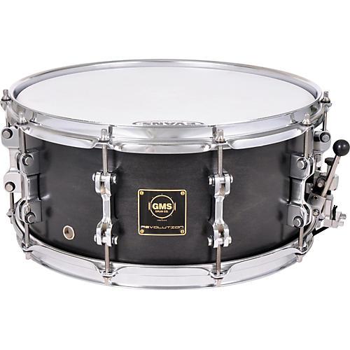 GMS Revolution Maple/Brass Snare Drum