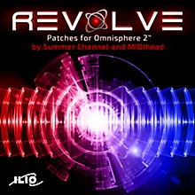 Ilio Revolve - Patch Library for Omnishere 2