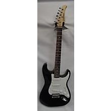 Silvertone Revolver Solid Body Electric Guitar