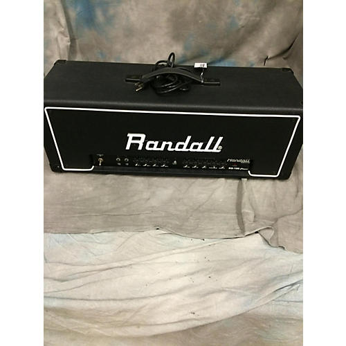 Randall Rg-100 Solid State Guitar Amp Head