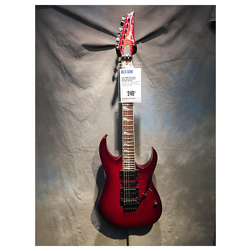 Ibanez Rg470fm Solid Body Electric Guitar