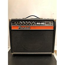 Randall Rg60 Guitar Combo Amp
